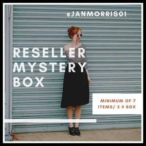 Reseller Mystery Box of 7 items
